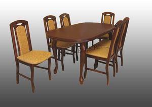 Obrazek Zestaw Komfort stół i 8 krzeseł
