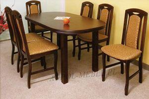 Obrazek Zestaw Modern stół i 10 krzeseł