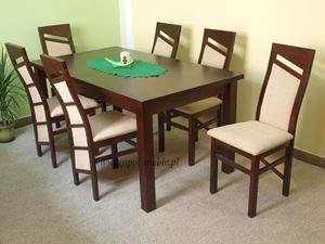 Obrazek Zestaw Finezja stół i 4 krzesła