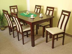 Obrazek Zestaw Car stół i 8 krzeseł