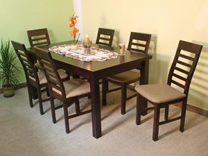 Obrazek Zestaw Władca stół i 4 krzesła