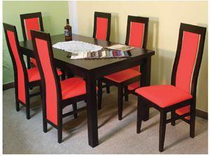Obrazek Zestaw Fantazja stół i 8 krzeseł