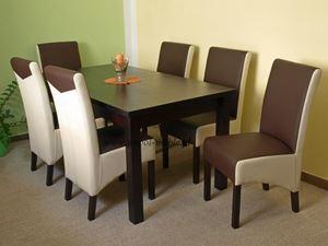 Obrazek Zestaw Koneser stół i 4 krzesła