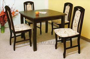 Obrazek Zestaw Szejk stół i 4 krzesła