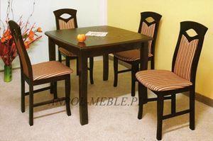 Obrazek Zestaw Sułtan stół i 4 krzesła
