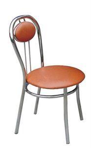 Obrazek Krzesło metalowe kuchenne Marta