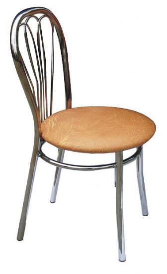 Krzesło Metalowe Kuchenne Asia