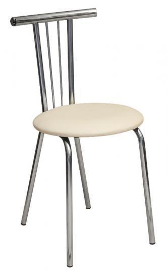 Krzesło Metalowe Kuchenne Elwira