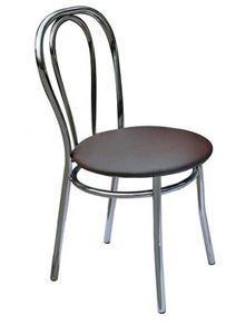 Obrazek Krzesło metalowe kuchenne Kasia