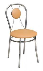 Obrazek Krzesło metalowe kuchenne Aneta