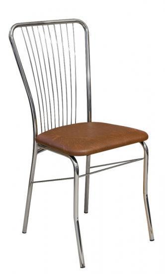 Krzesło Metalowe Kuchenne Olga