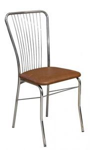 Obrazek Krzesło metalowe kuchenne Olga