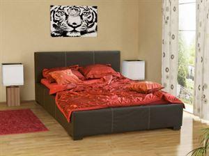 Obrazek Łóżko tapicerowane Victoria 160 cm x 200 cm