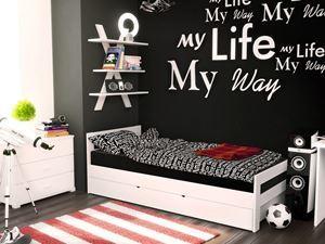 Obrazek łóżko Renia