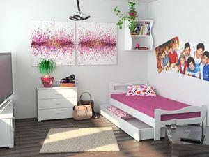 Obrazek łóżko Kinia