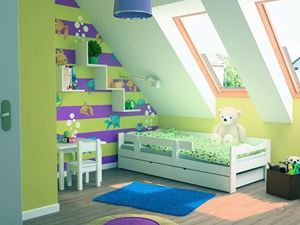 Obrazek łóżko  kinia mini