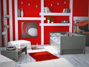 Obrazek łóżko Paulina maxi