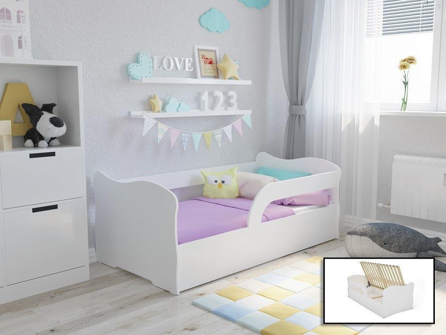 łóżko Lena Z Pojemnikiem
